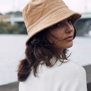 NWT Urban Outfitters Corduroy Bucket Hat